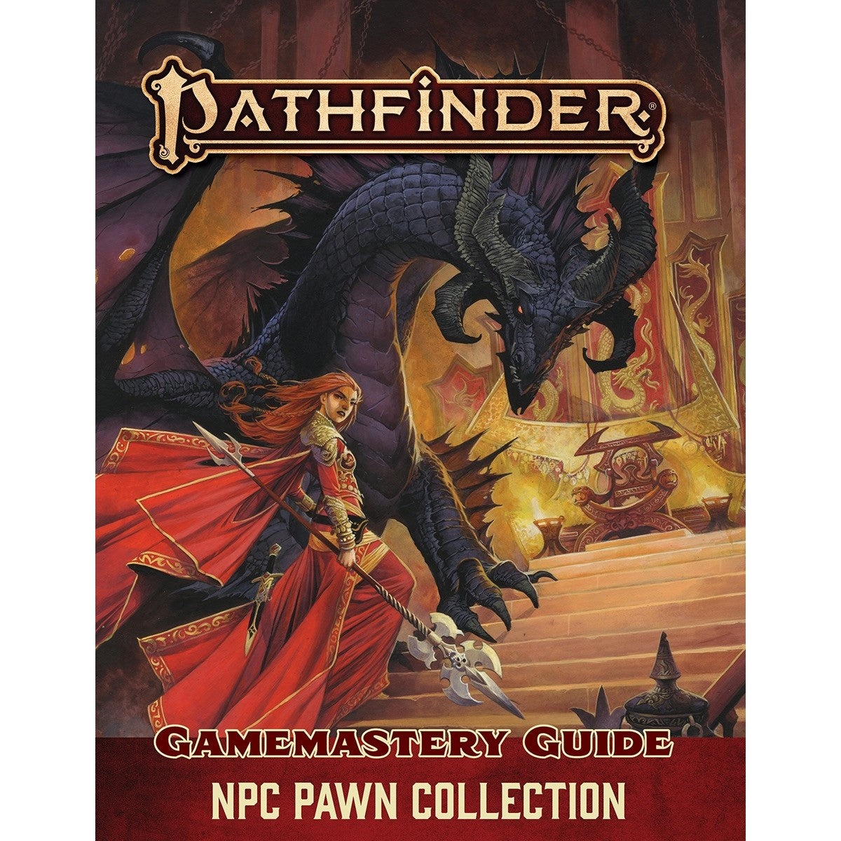 Pathfinder 2E Gamemastery Guide NPC Pawn Collection