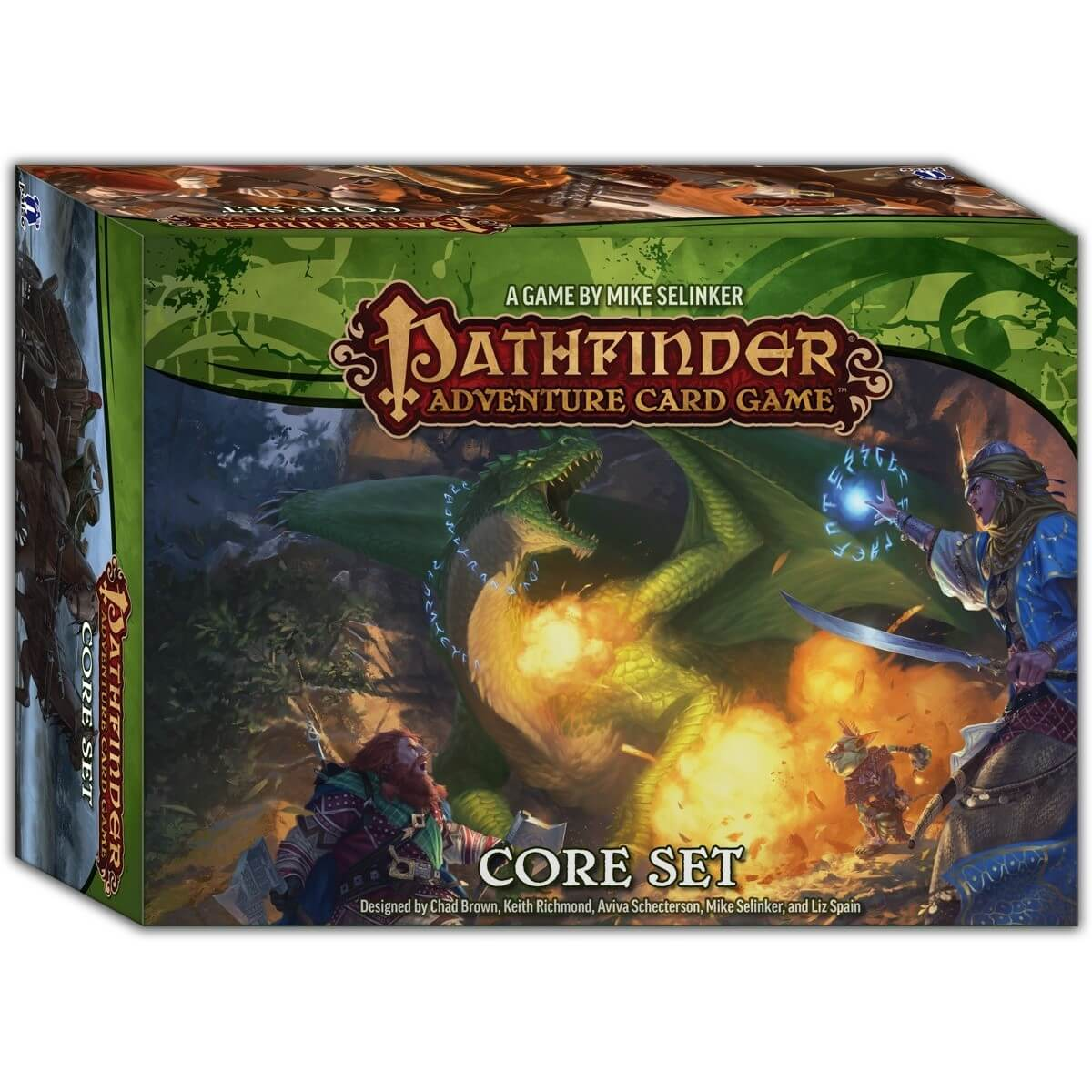 Box image for Pathfinder card game card set