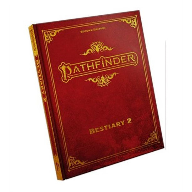 Pathfinder 2E Bestiary 2 Special Edition
