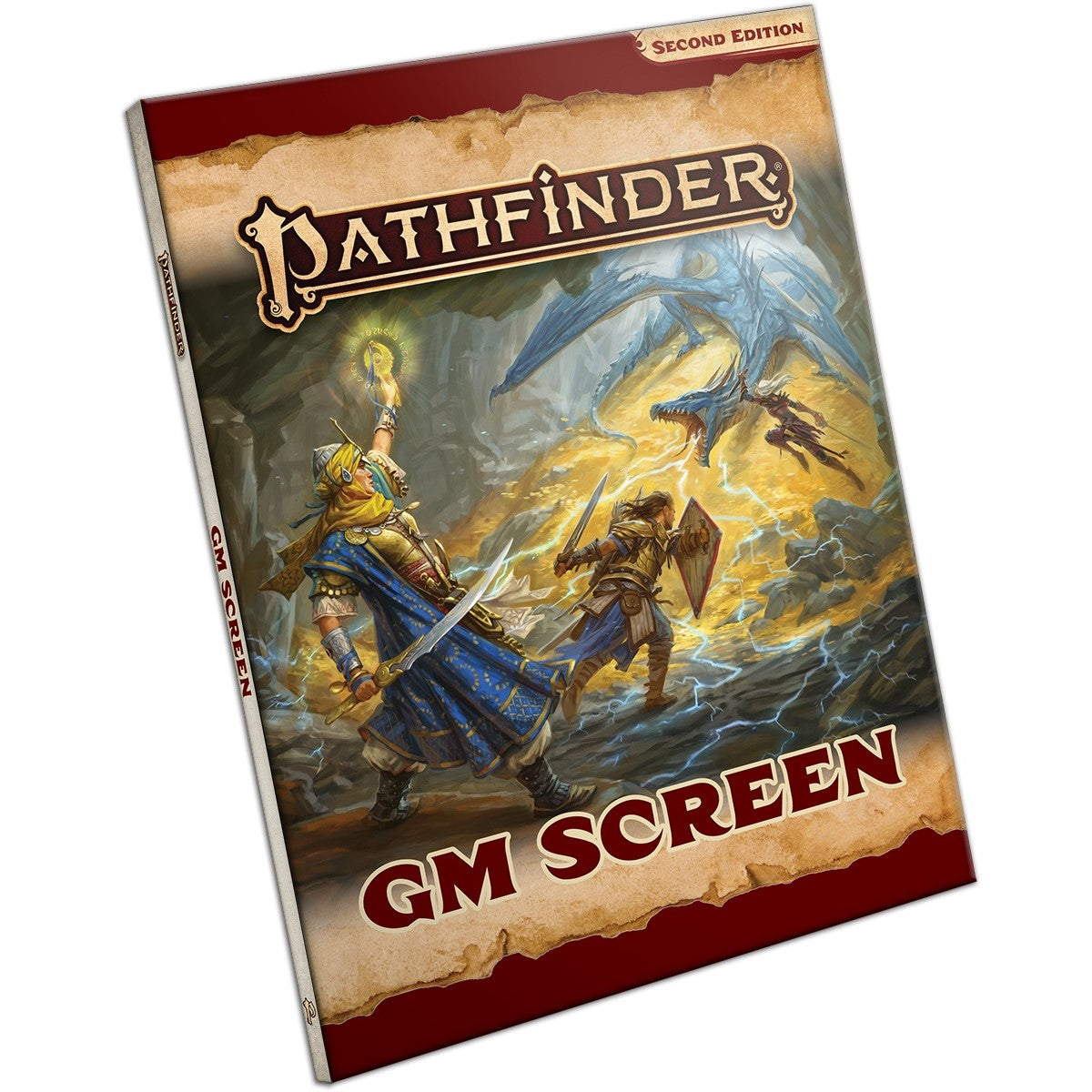 Pathfinder 2E GM Screen