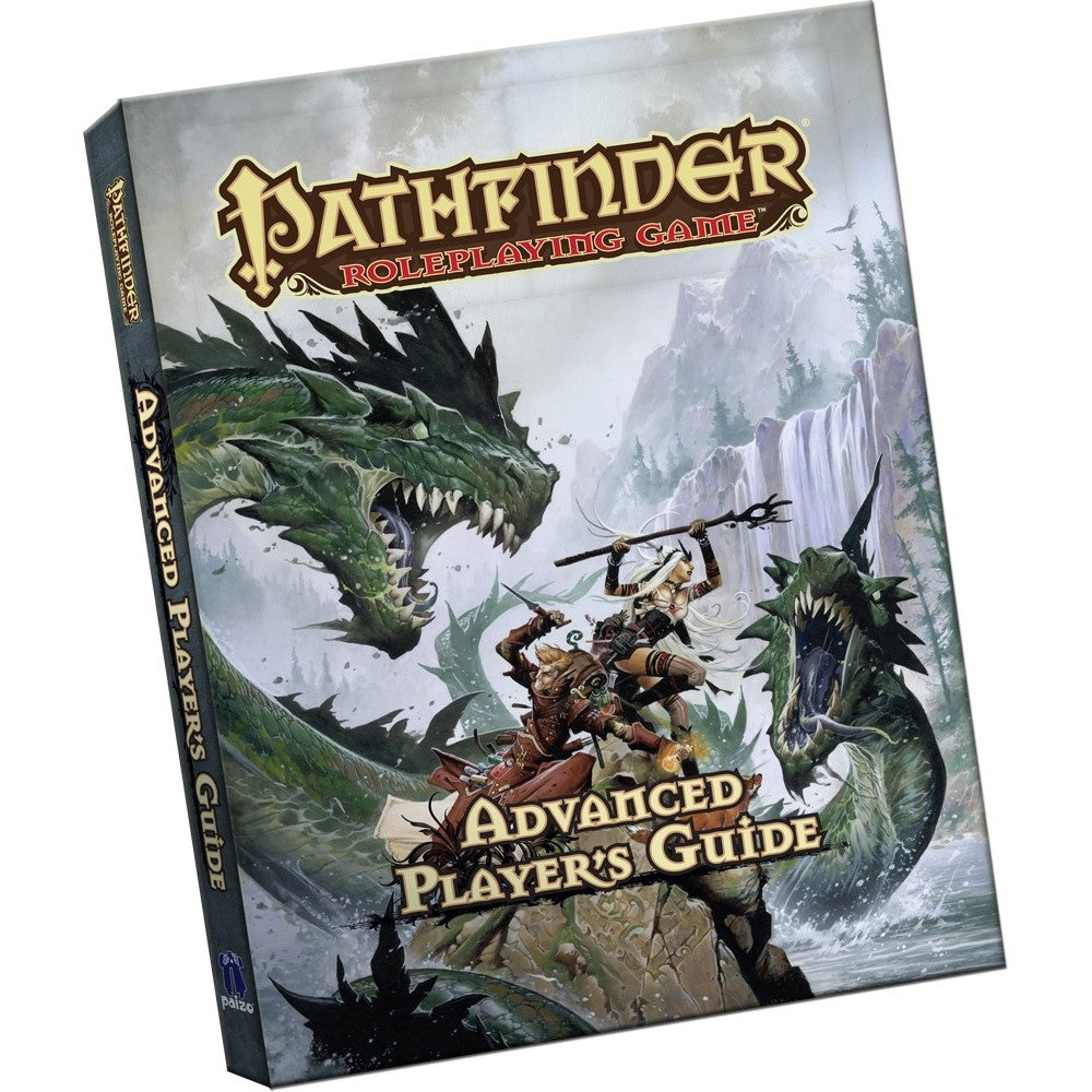 Pathfinder Roleplaying Game: Advanced Player's Guide - The Sword & Board