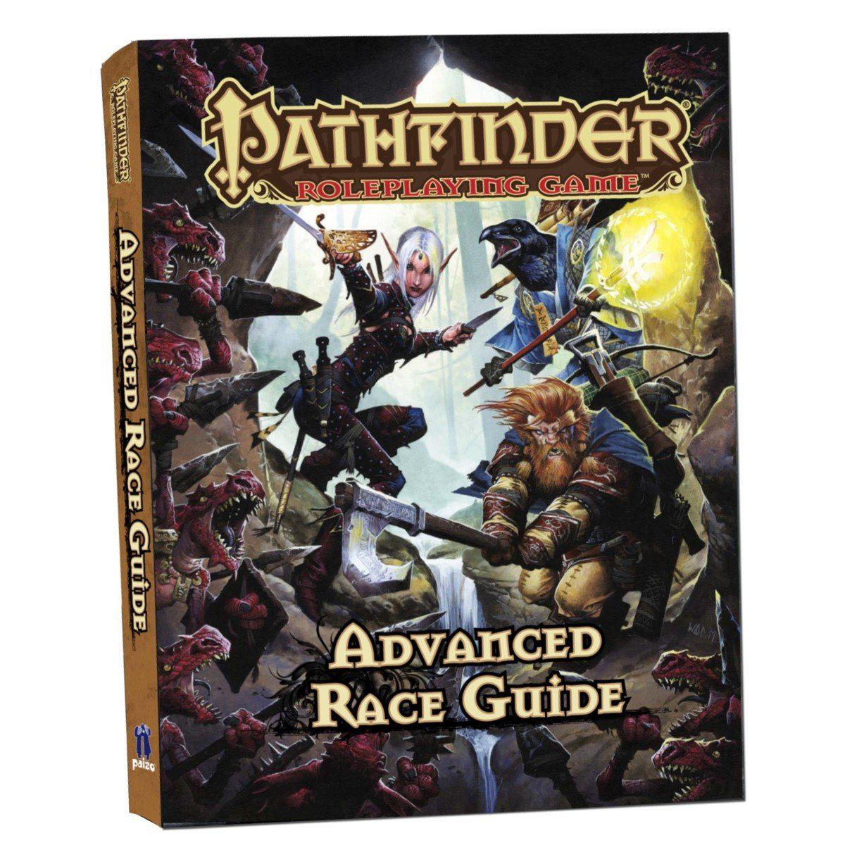 Pathfinder Roleplaying Game: Advanced Race Guide - The Sword & Board