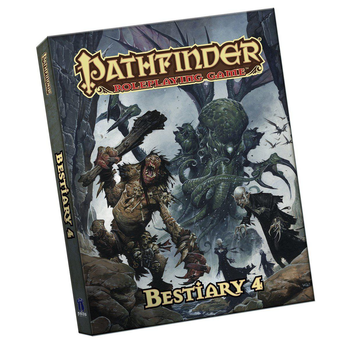 Pathfinder Roleplaying Game: Bestiary 4 - The Sword & Board