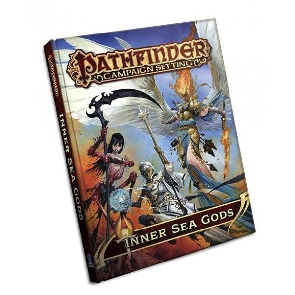 Pathfinder Roleplaying Game: Inner Sea Gods - The Sword & Board