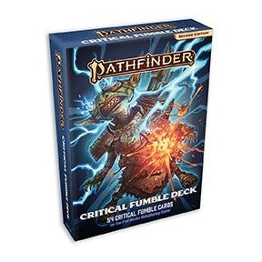 "Pathfinder Cards: ""Critical"" Series (Second Edition)"