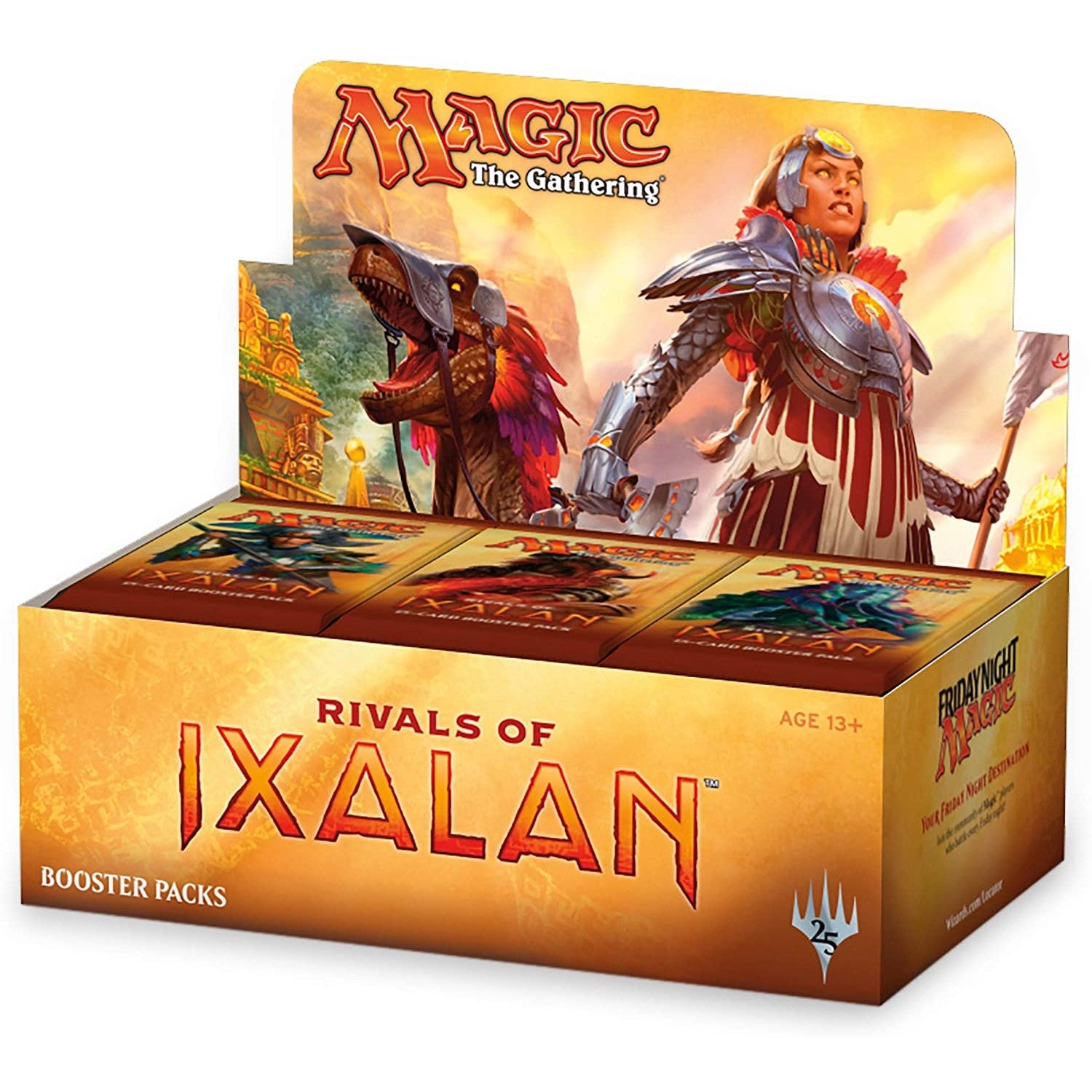 Rivals of Ixalan Sealed Product