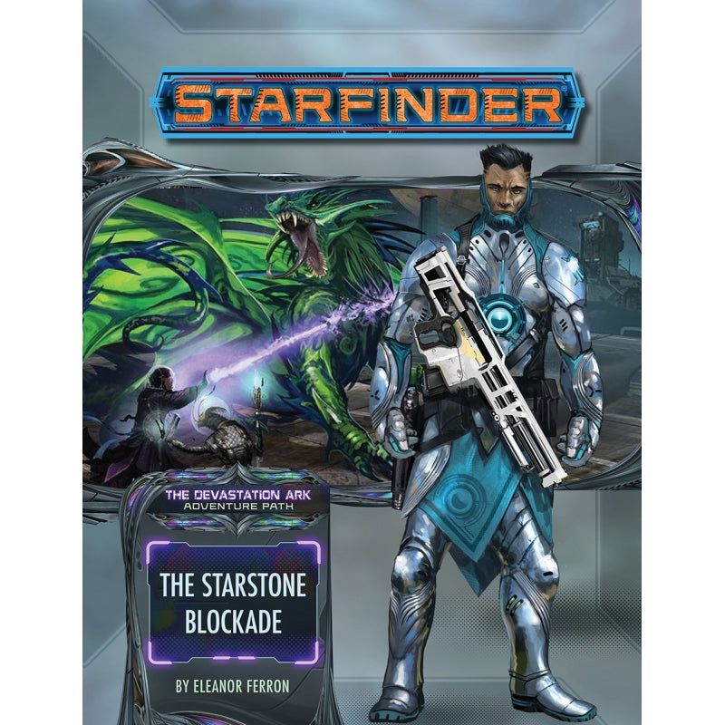 Starfinder The Devastation Ark 2 The Starstone Blockade