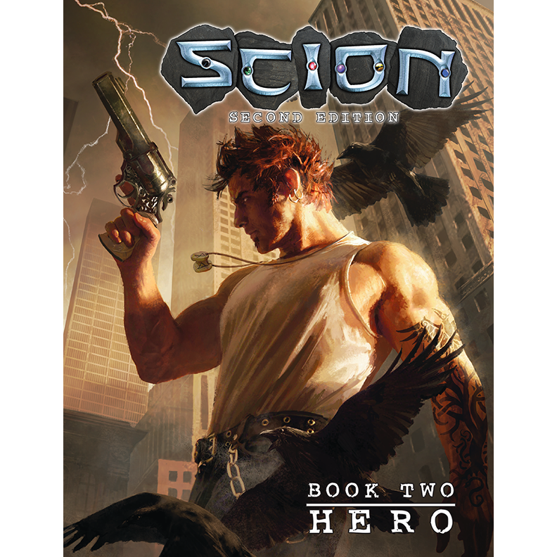 Scion: Second Edition Hero