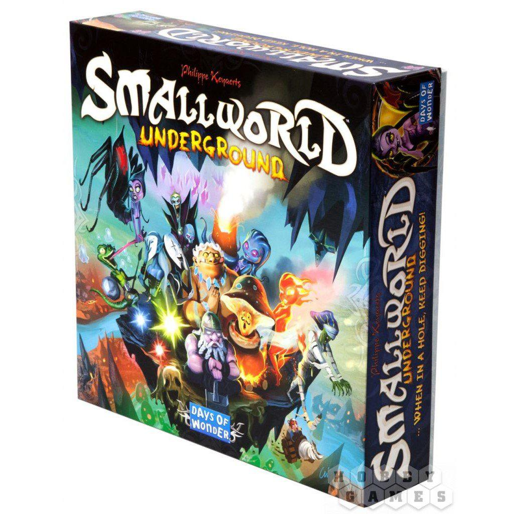 Smallworld Underground - The Sword & Board