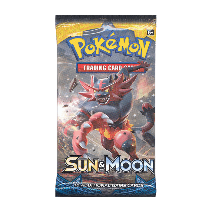 Pokemon: Sun and Moon Booster Pack