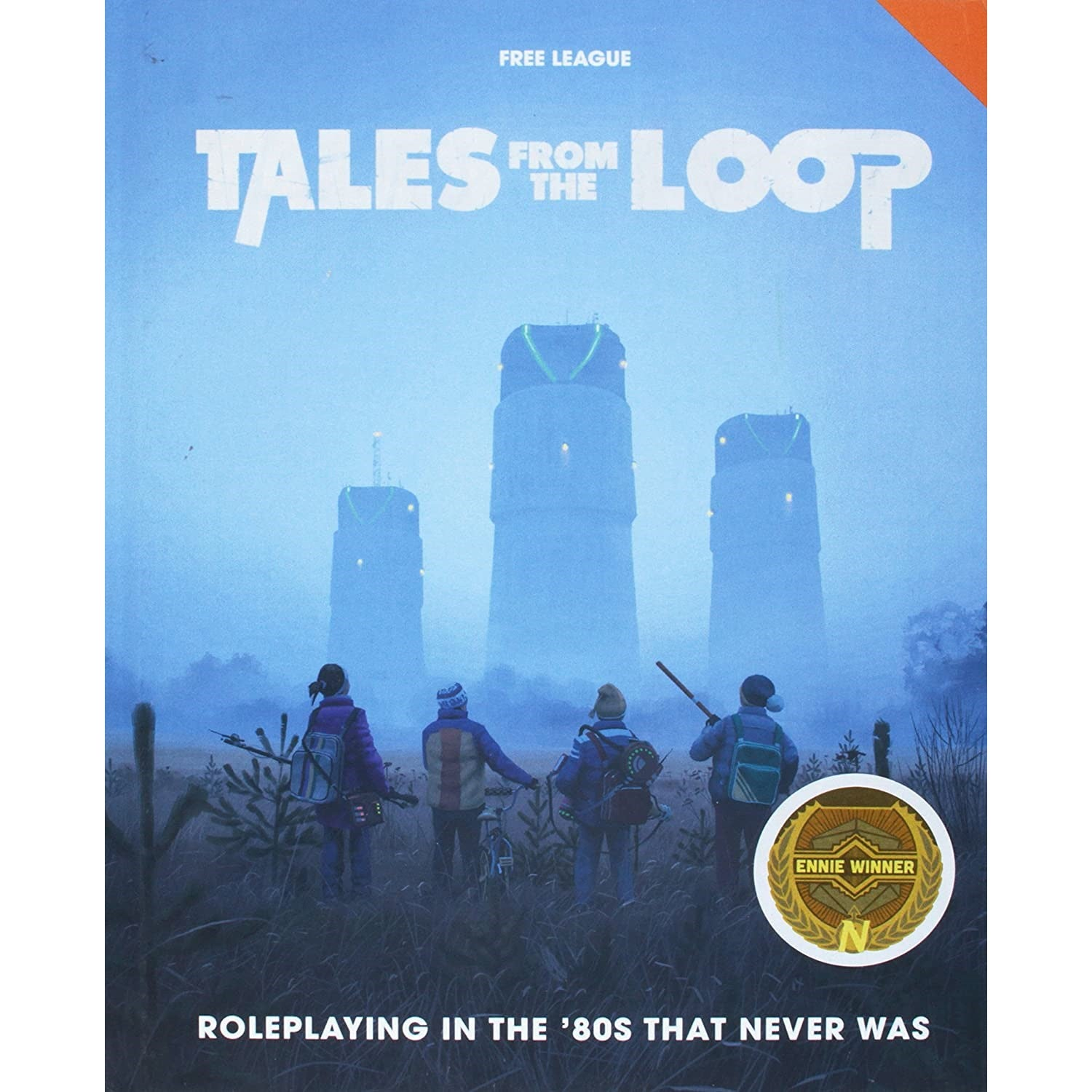 Tales From the Loop RPG (80's Era)