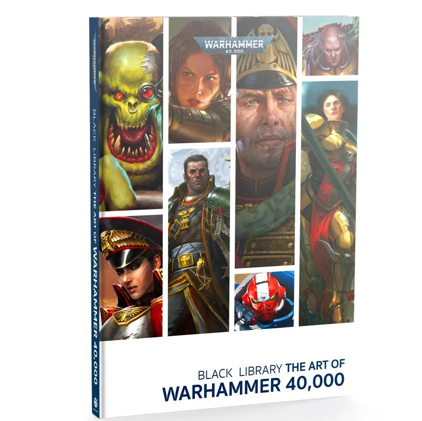 The Art of Warhammer 40,000 (HC)