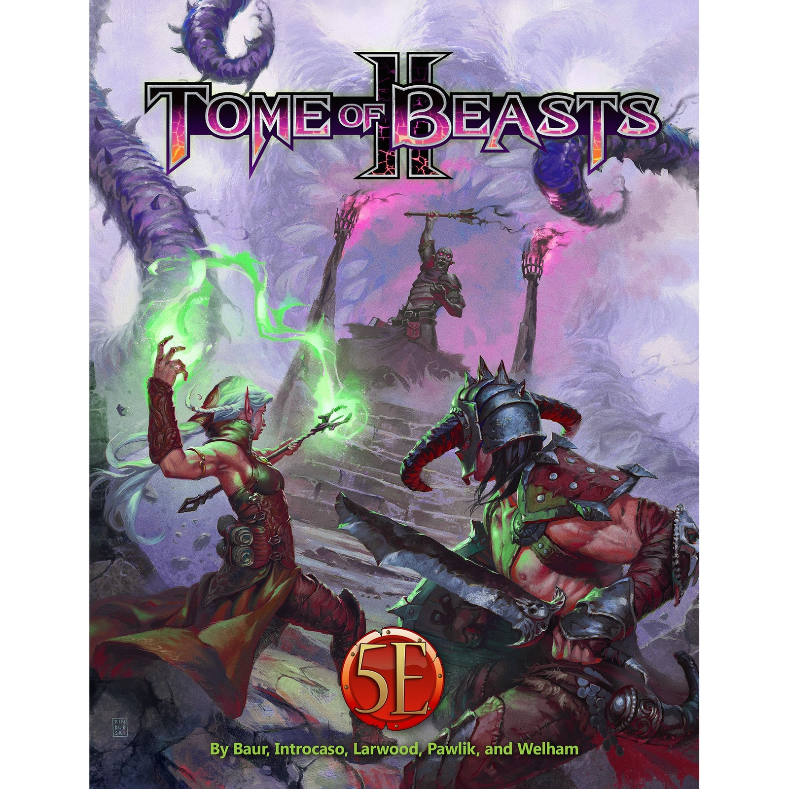 Tome of Beasts 2 5E