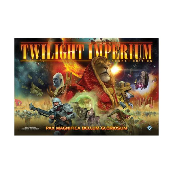 cover art For Twilight Imperium 4th