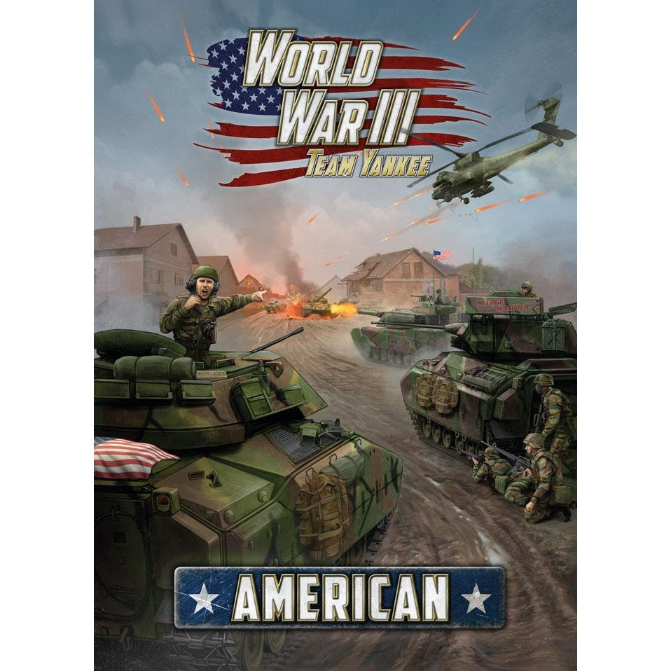 Team Yankee (WW3): American (book)