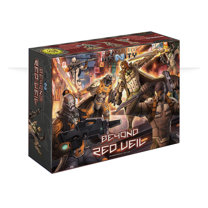 Infinity: Beyond Red Veil Expansion Pack