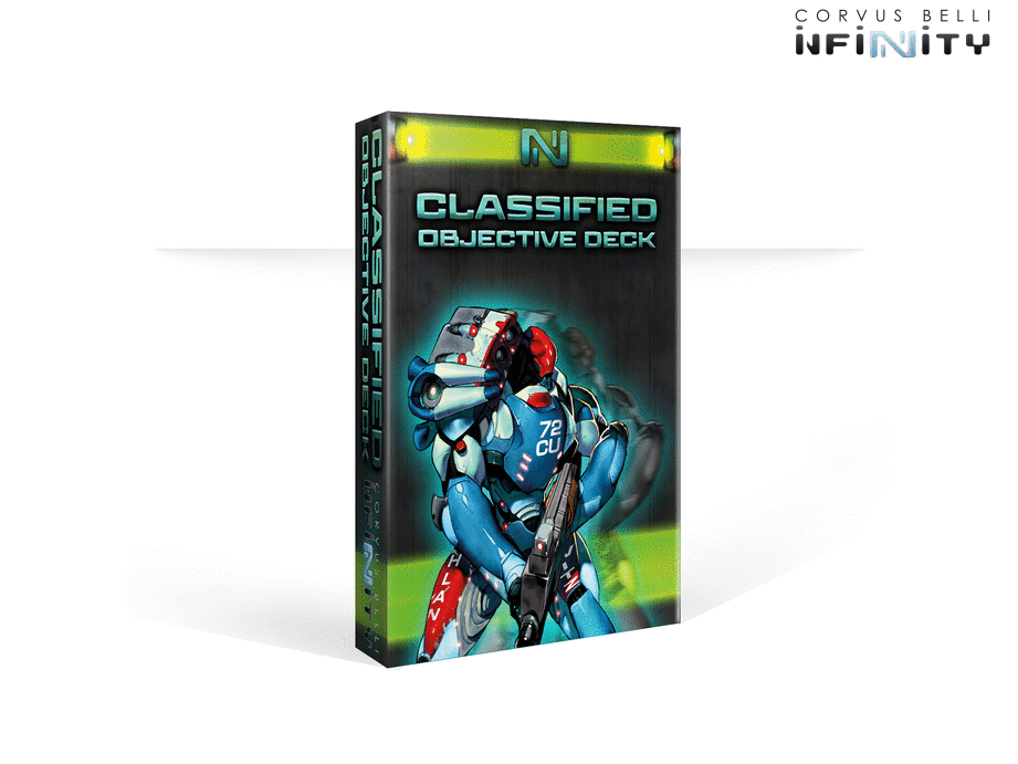 Infinity: Classified Objective Deck