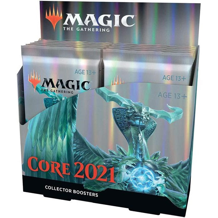 Core Set 2021 Booster Boxes