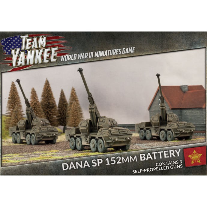 DANA SP 152mm