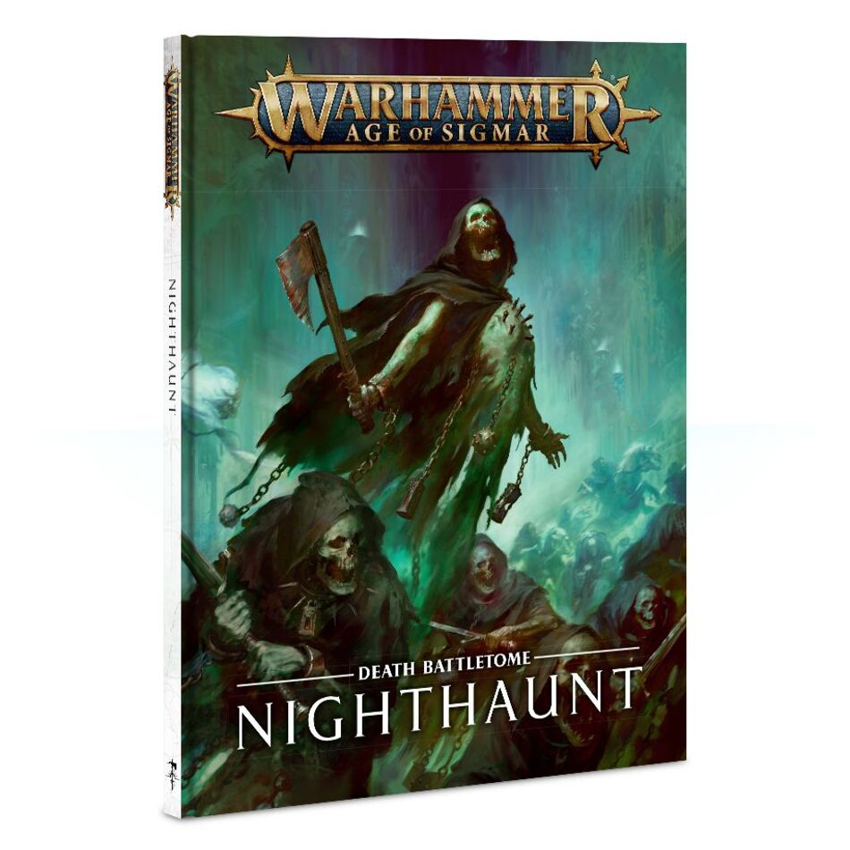 BATTLETOME: NIGHTHAUNT (HB)