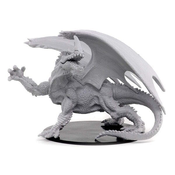 Gargantuan Green Dragon Unpainted