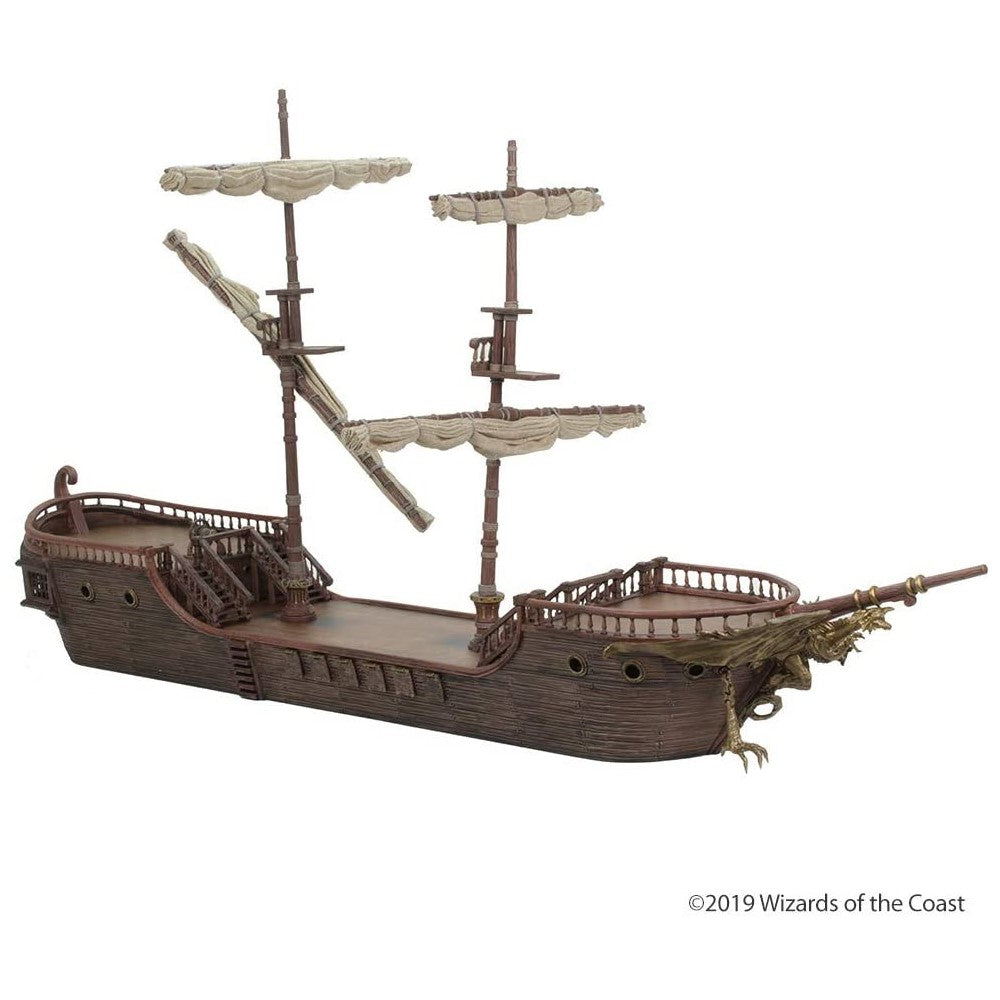Dungeons and Dragons - Icons of the Realms: The Falling Star Sailing Ship