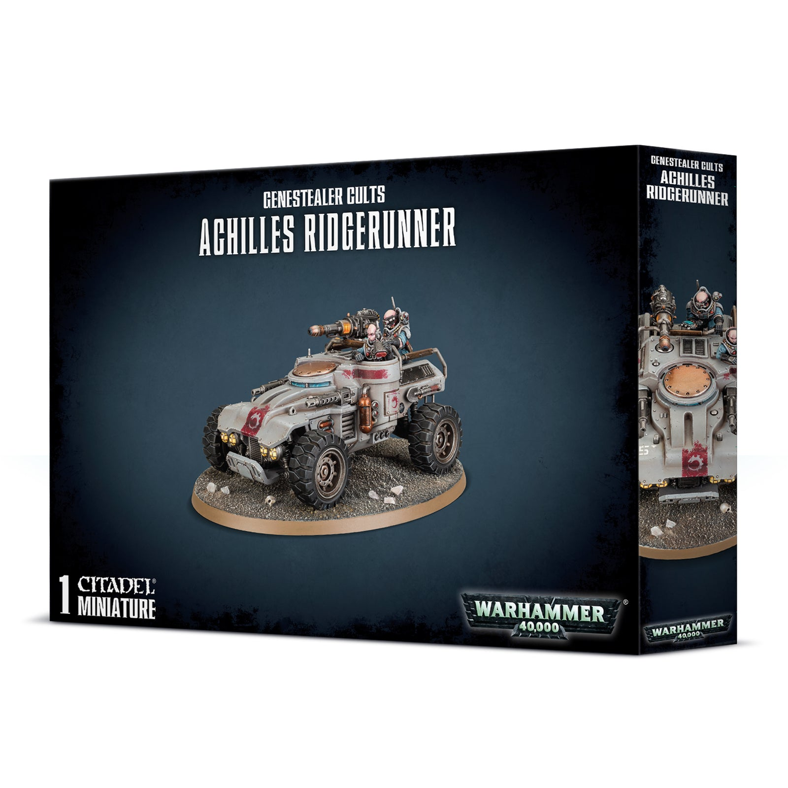 Box Packaging for Achilles Ridgerunner