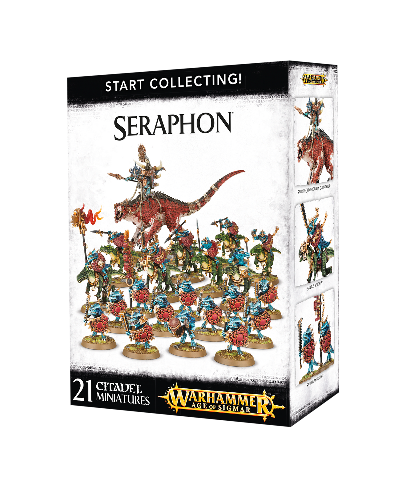 Box image for Start collecting Seraphon