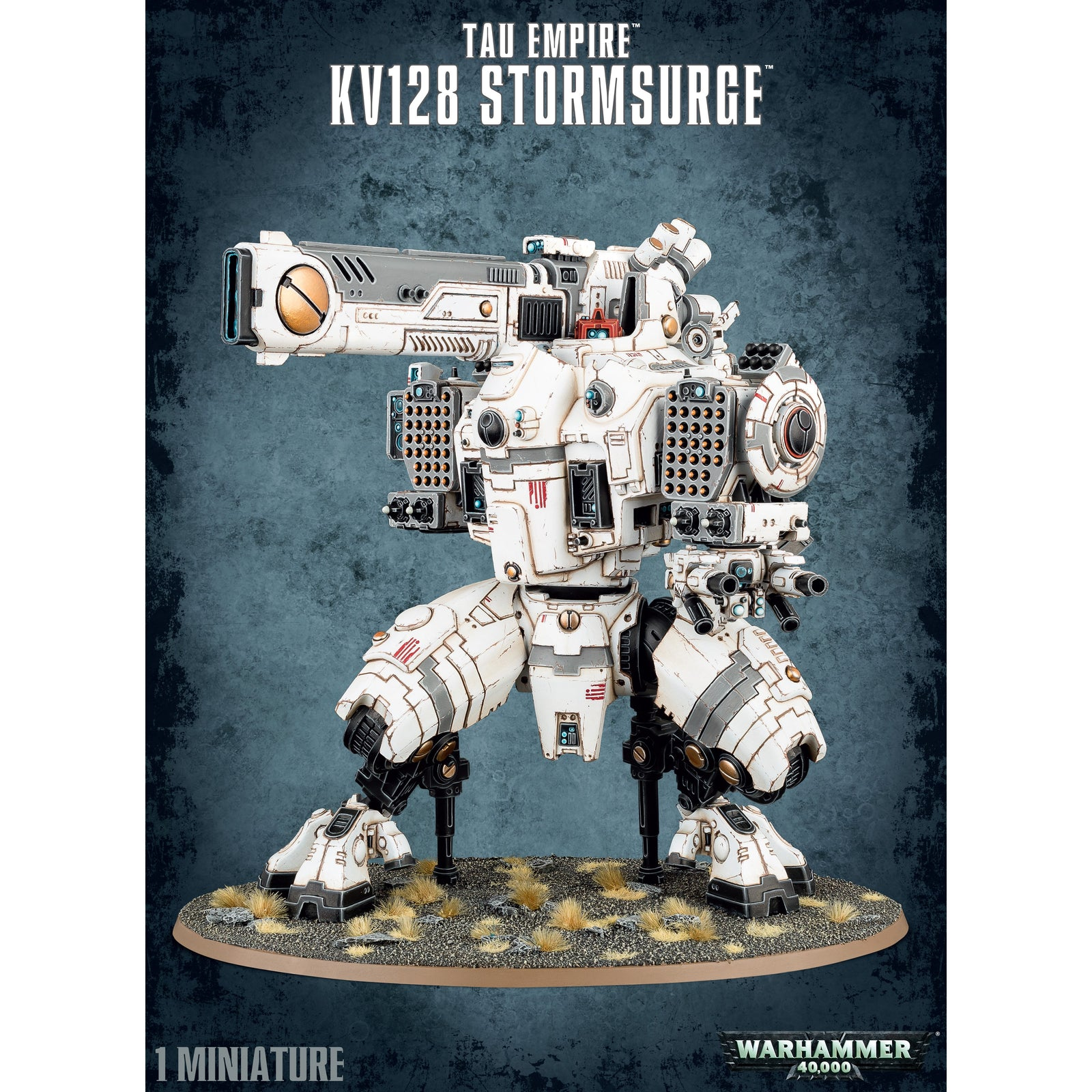 Box image for KV128 Stormsurge