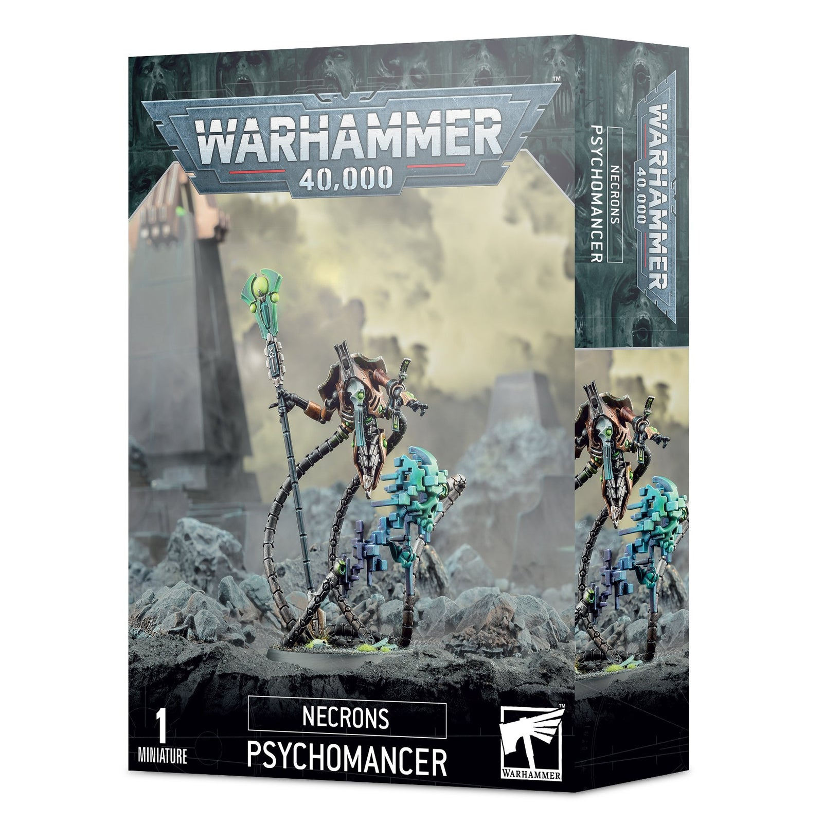 Box Packaging for Psychomancer