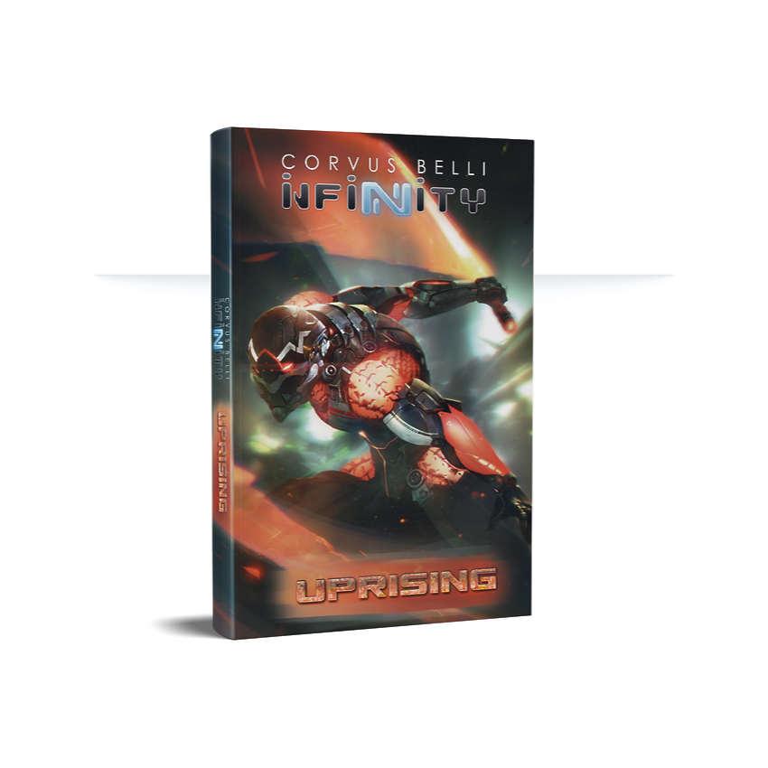 Infinity: Uprising (Book, N3 edition)