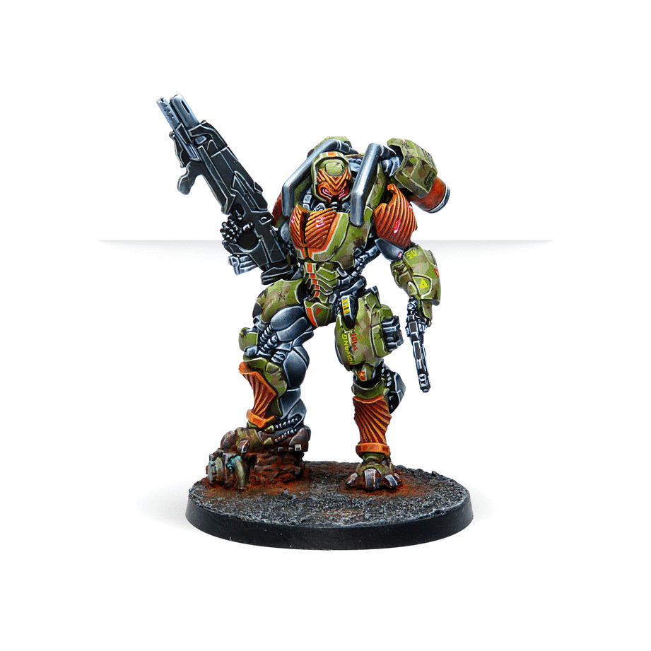 Yu Jing Mowang Troops - Multi Rifle