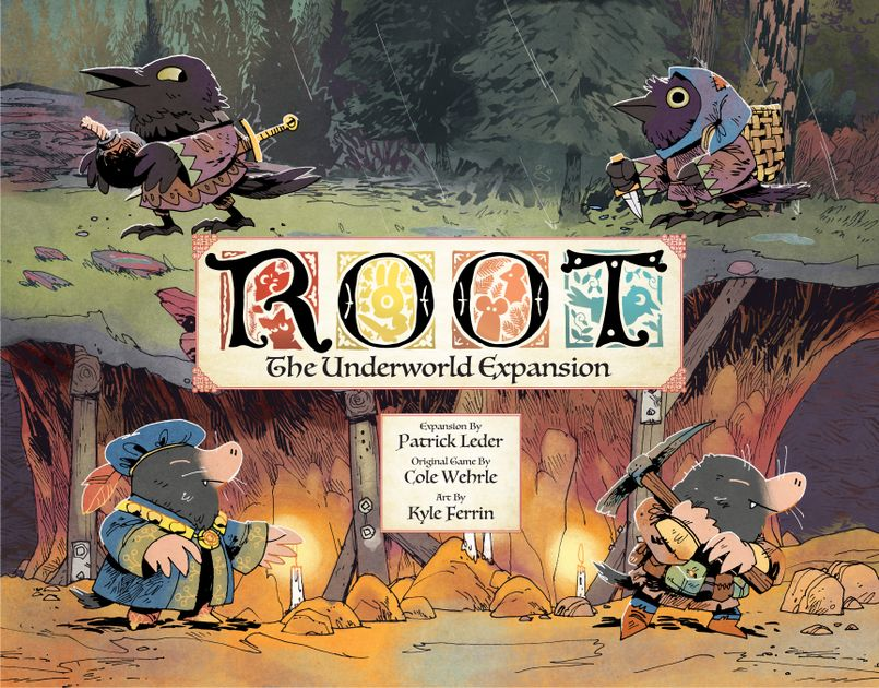 Root: Underworld Expansion