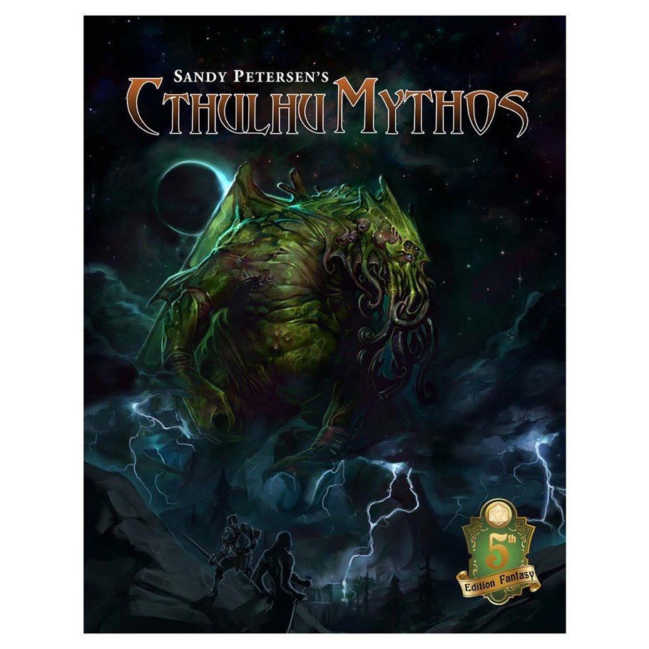 Sandy Peterson's Cthulu Mythos (5e)