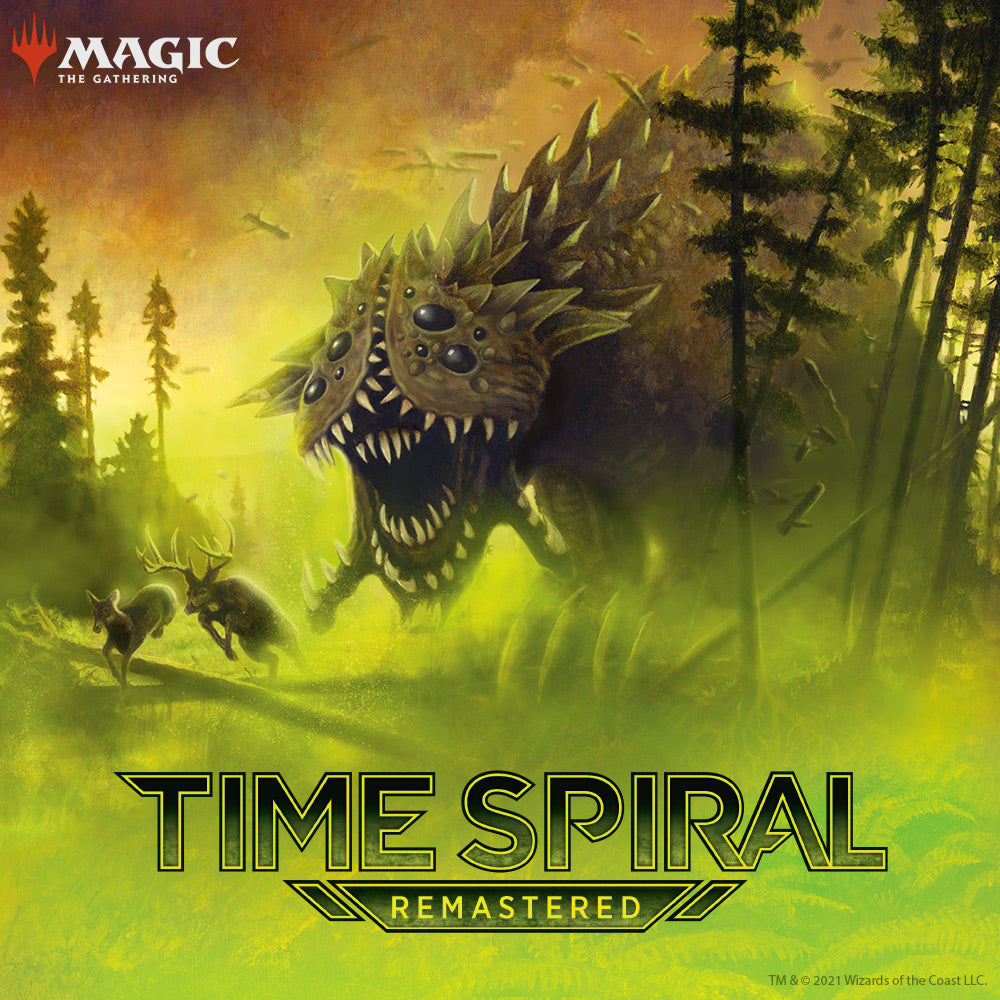 Time Spiral Remastered Sealed Product