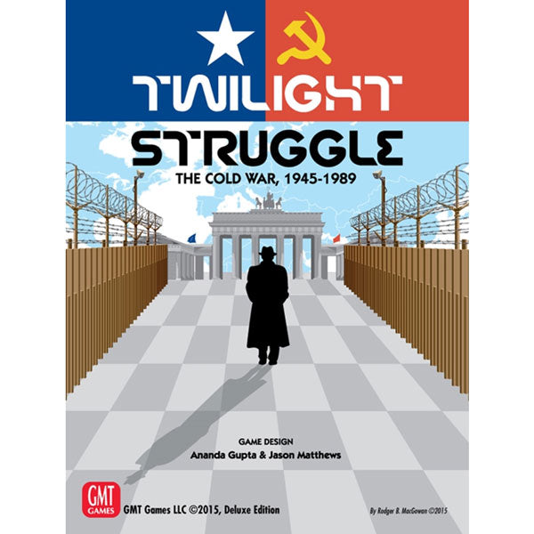 Twilight Struggle: The Cold War