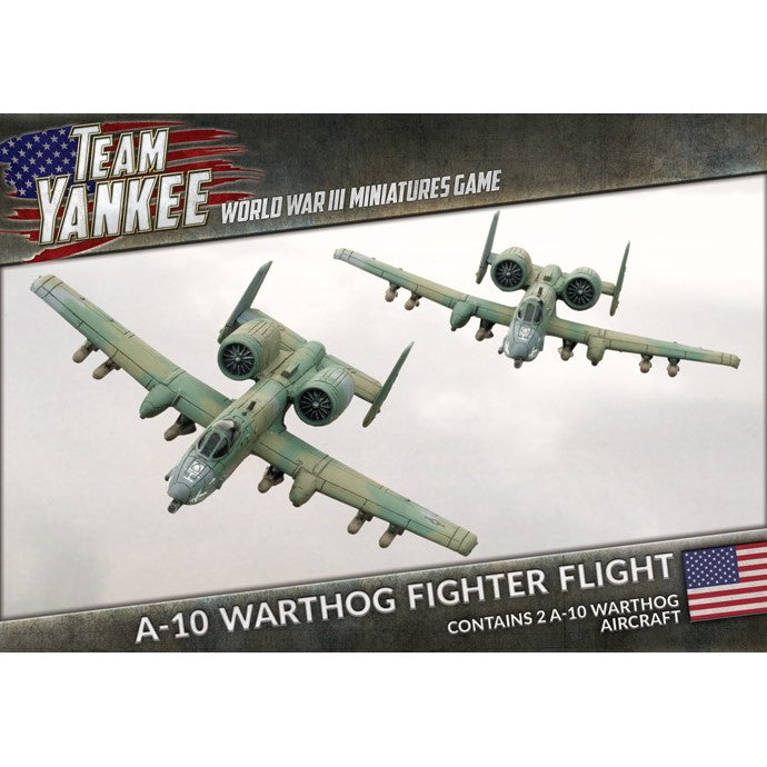 A-10 Warthog Fighter Flight - The Sword & Board