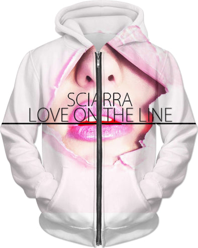 "Sciarra ""Love On The Line"" Hoodie"