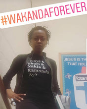 Women of Wakanda T-shirt