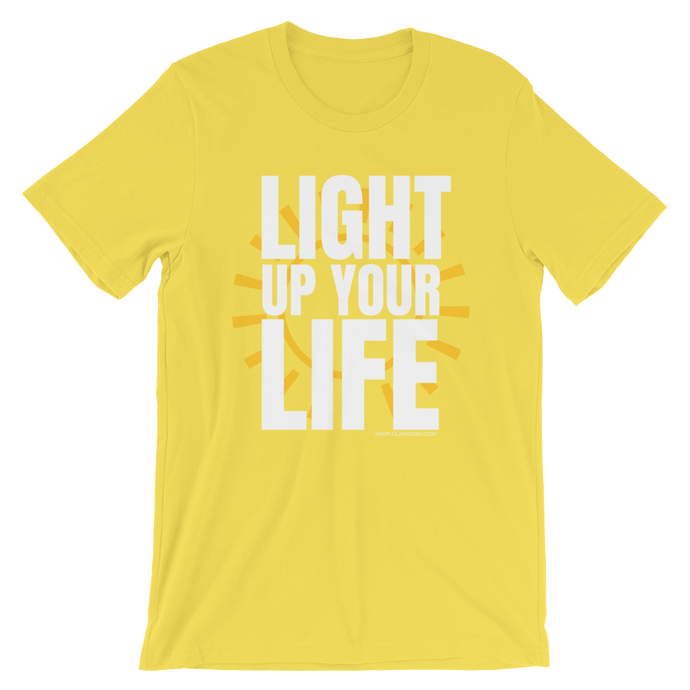 light up your life tee