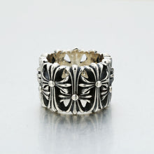 CH carved ring