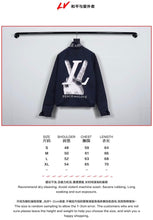 LV love & peace jacket
