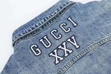 GUC x NY denim jacket