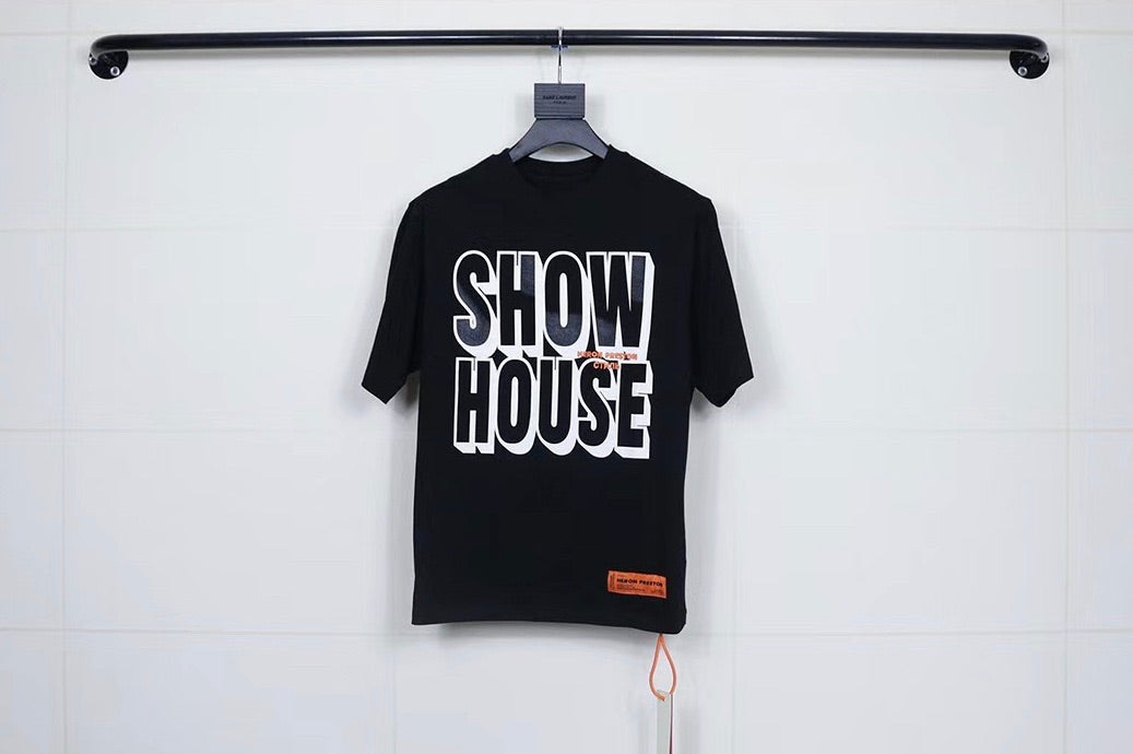 HP 'snow house' T-shirt