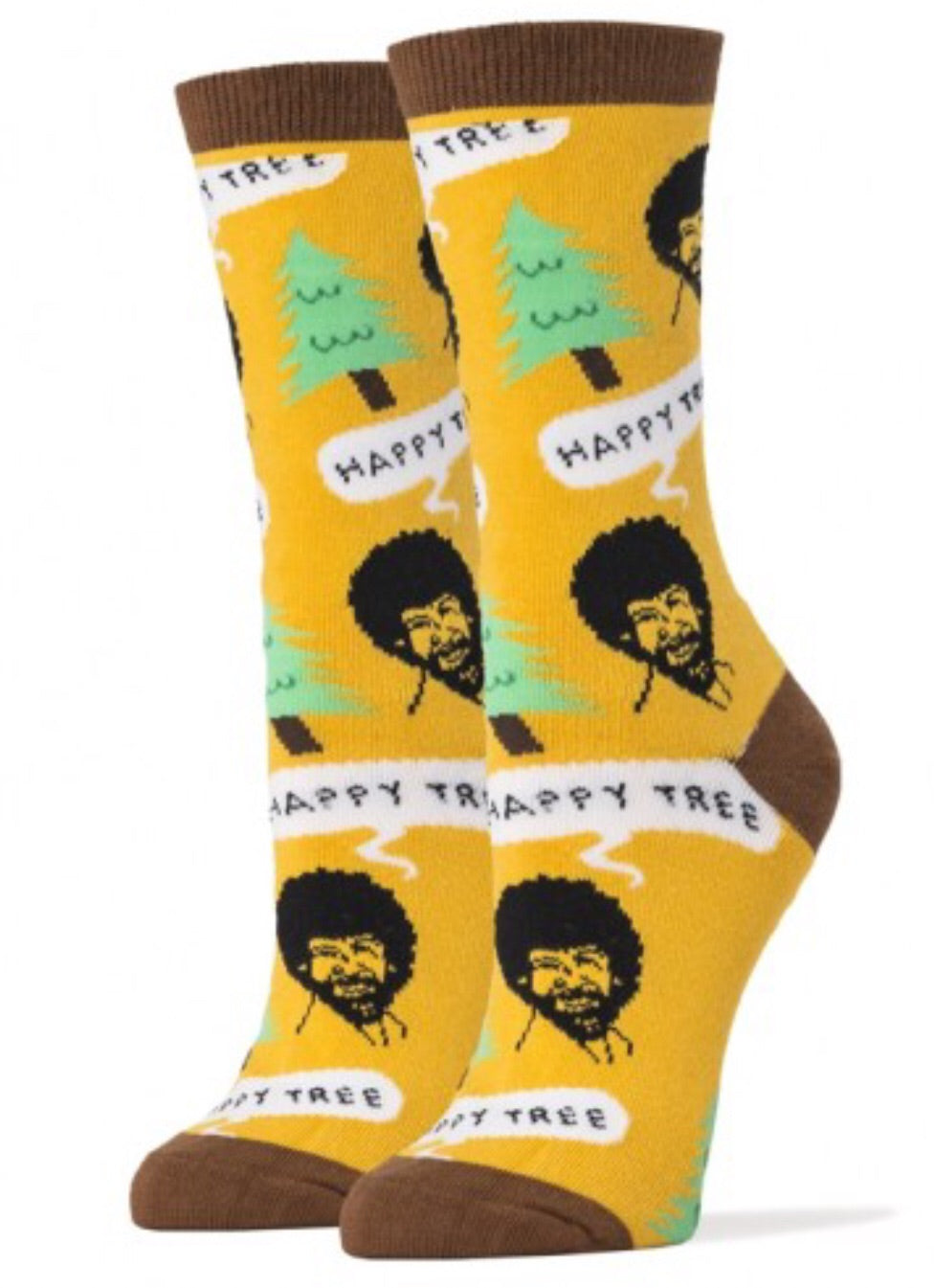 Bob Ross - Happy Trees
