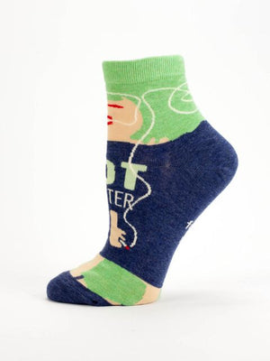 Pot Monster women's ankle sock