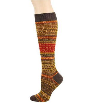 Icelandic Knee High ( Brown )