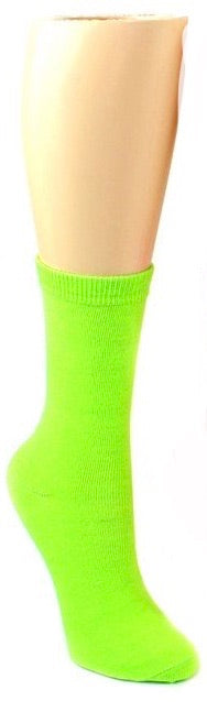 Solid Neon Green