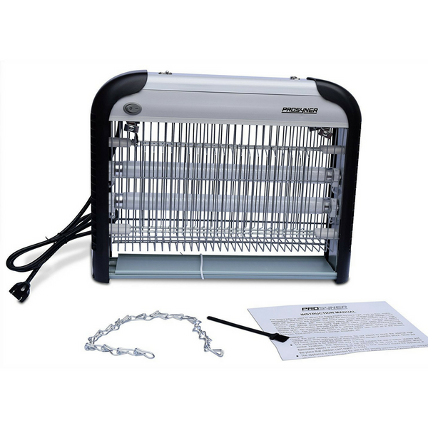 Electronic Insect Killer - Professional Quality Bug Zapper 20 Watts