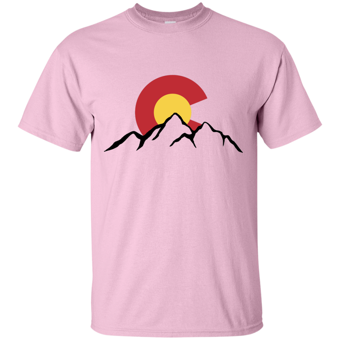 Colorado mountain T-Shirt